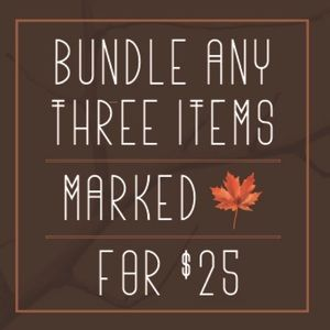 Other - Fall Sale!!
